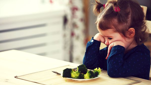 Can kids like to eat vegetables? - iStock