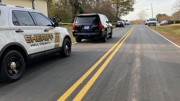 Hall County deputies responded to a 911 call to find two dead children on December 11.