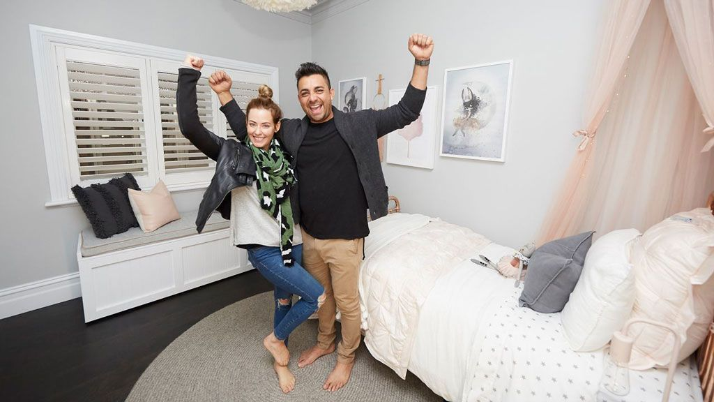 Ronnie and Georgia's tips for saving thousands on a home renovation