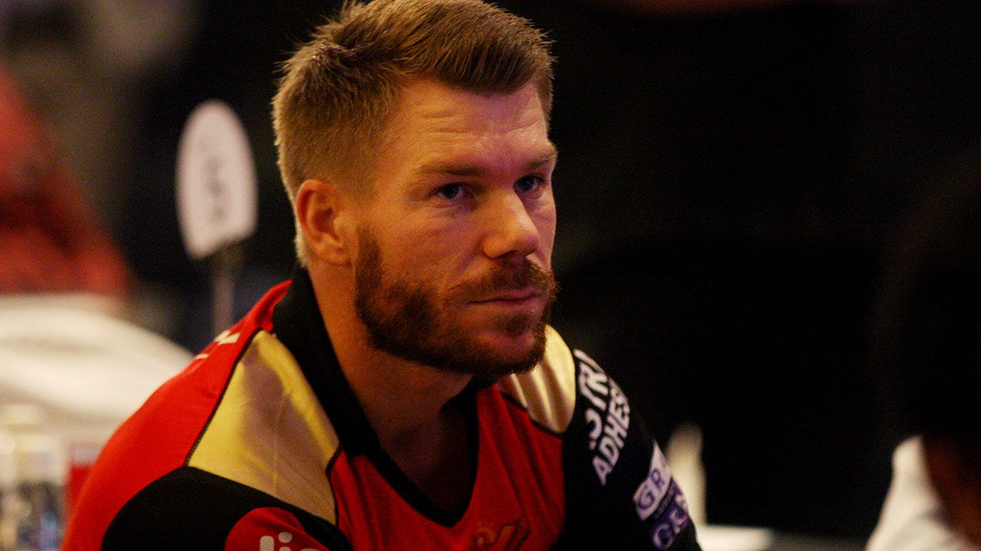 'Bitter pill to swallow': David Warner opens up on IPL axing