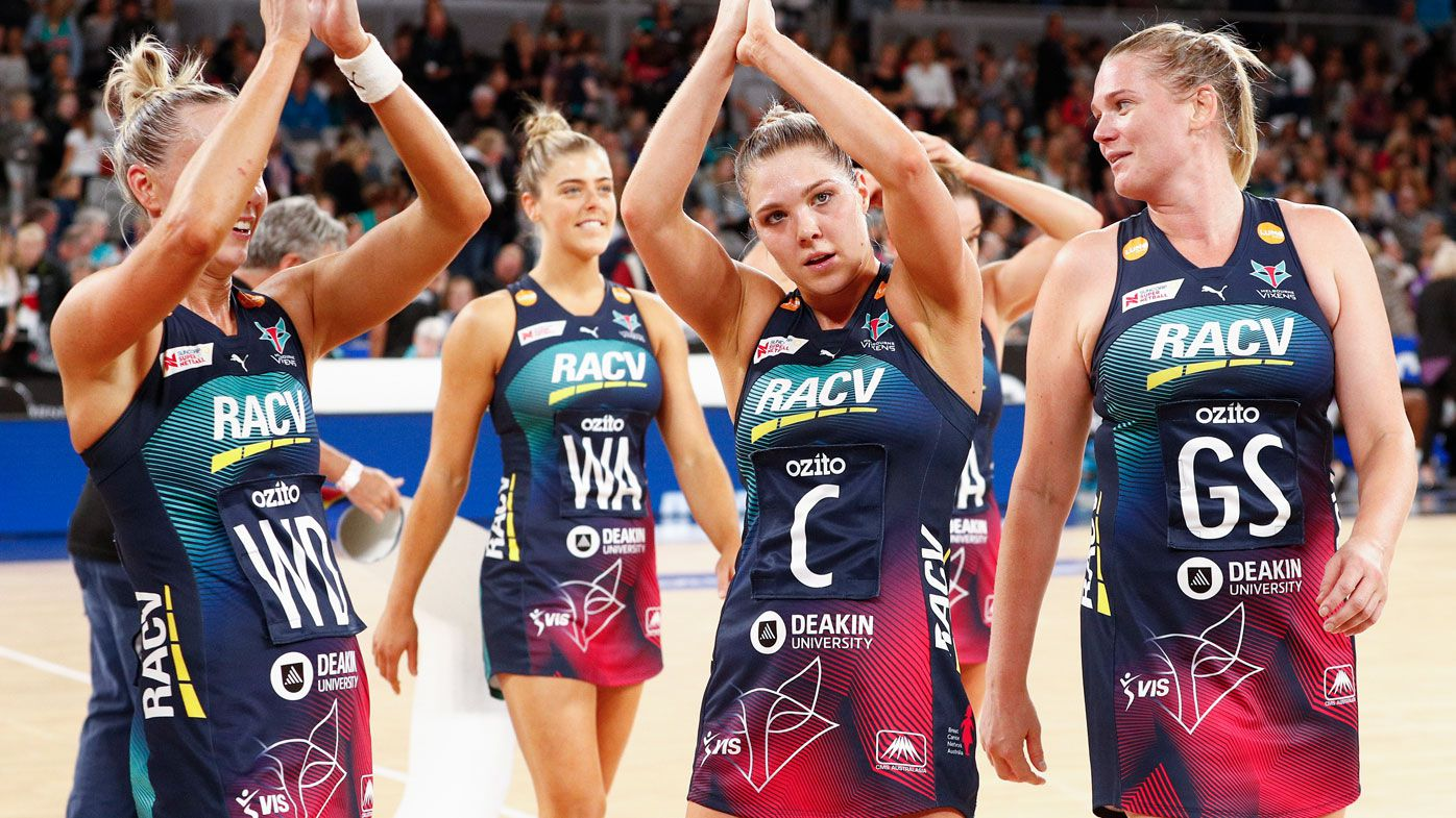 Vixens down Firebirds
