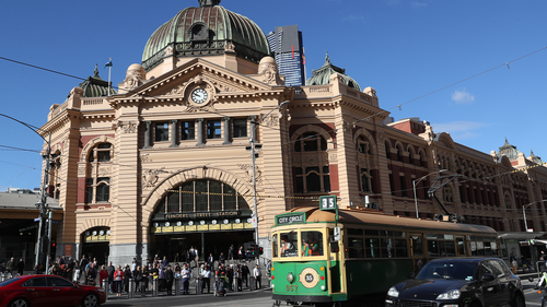 Teen arrested and charged over Flinders Street Station sexual assault