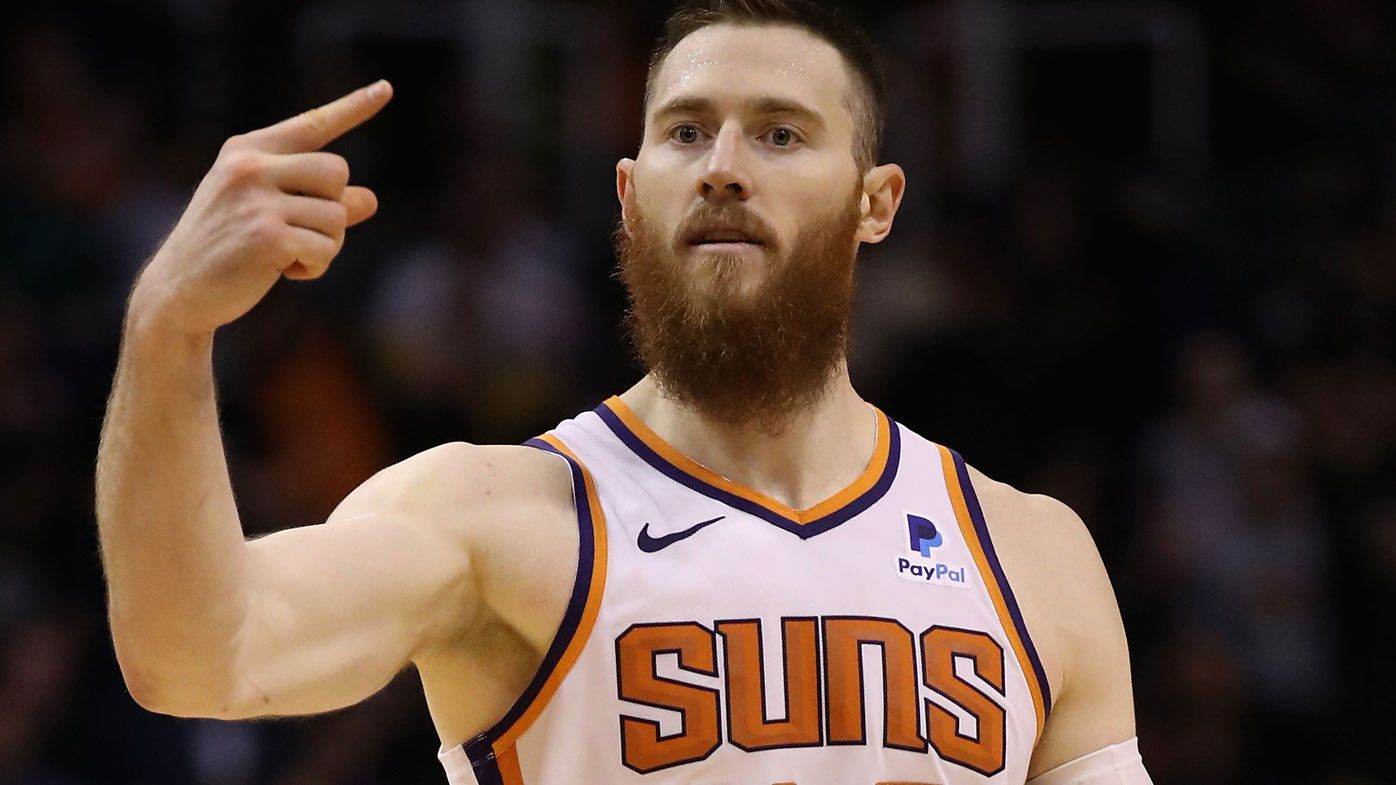 Aron Baynes rises out of Phoenix ashes, could claim NBA honours, rich deal