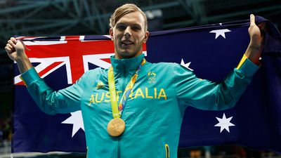 Rio 2016: Kyle Chalmers 100m freestyle