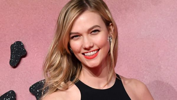 US model Karlie Kloss, 24, is the new face of  David Jones