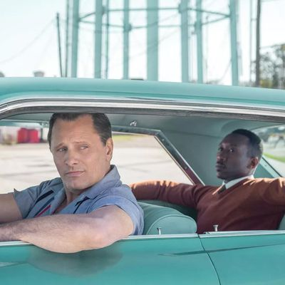 Viggo Mortensen and Mahershala Ali