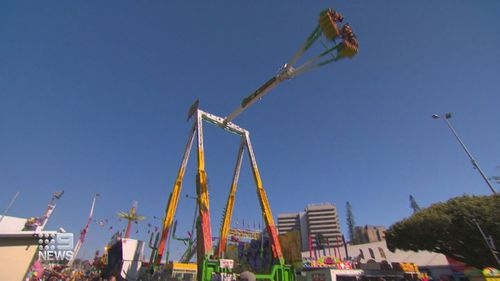 The countdown is on to Brisbane's Royal Queensland Show - the Ekka - with just eight days till gates open to the public.