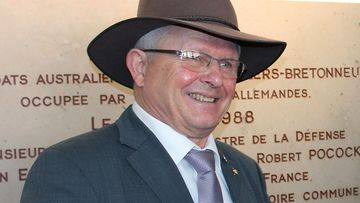 The Mayor of Villers-Bretonneux, Patrick Simon, has died after a seven week battle with COVID-19.