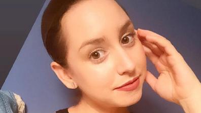 Jazmin Grace Grimaldi COVID-19 recovery.