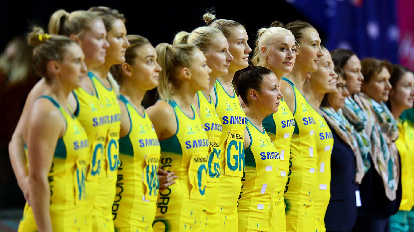 Aussie Diamonds line-up