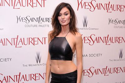 "The Italian-Australian model's last name is ""Trun-fee-oh"".<br/><br/>Image: Getty"