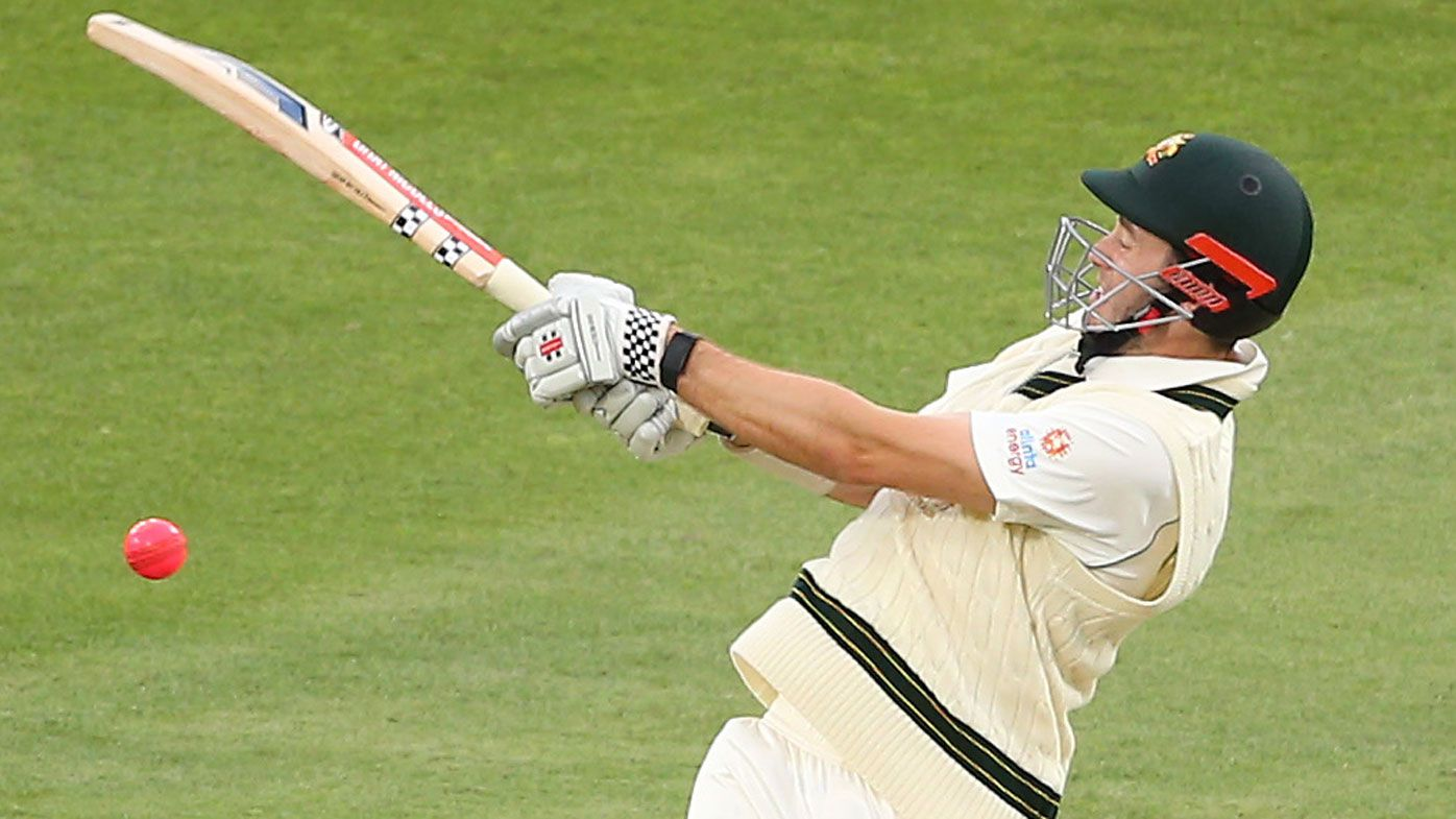 Australia A fight for survival at MCG, Nic Maddinson and Kurtis Patterson make runs