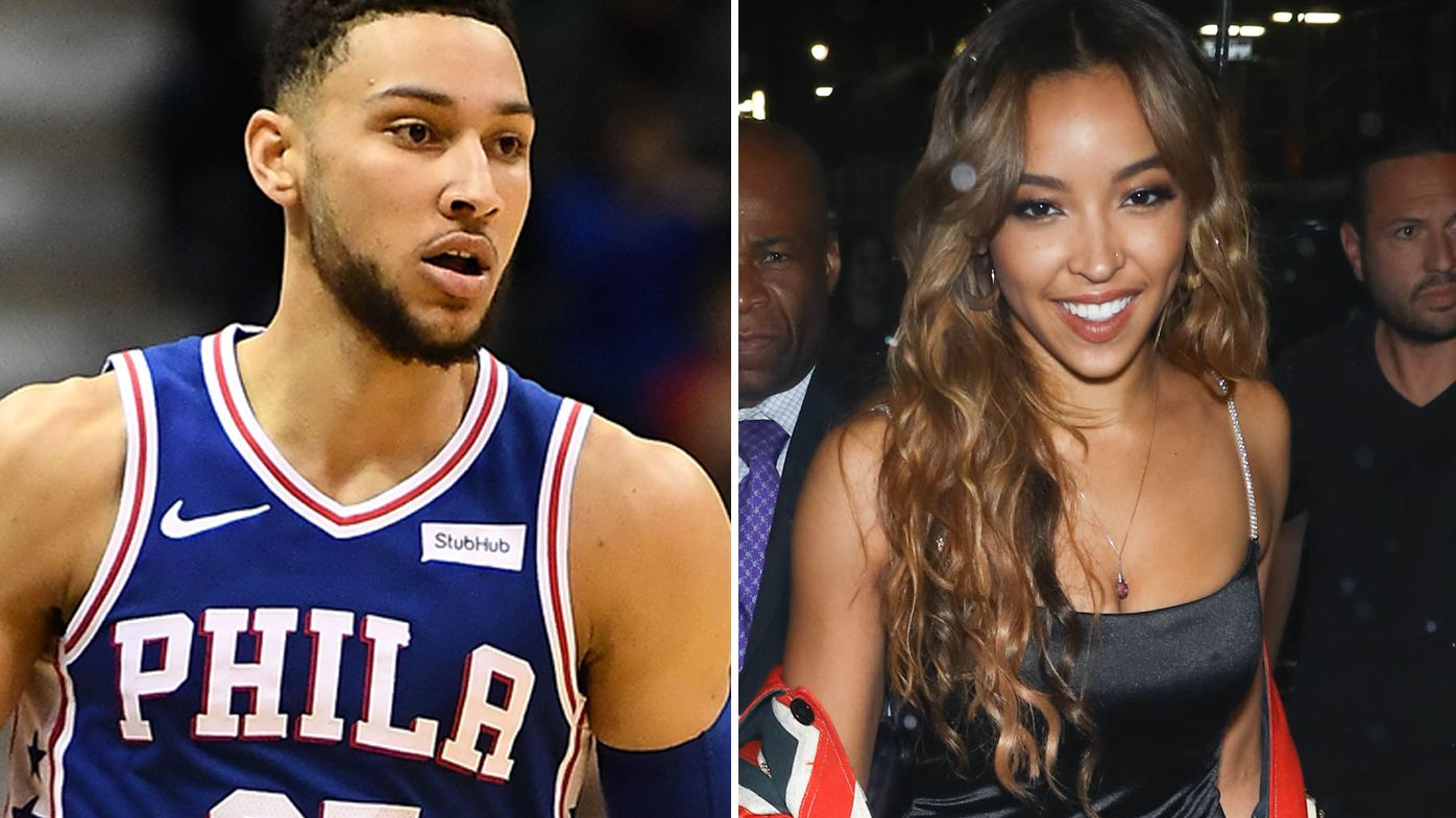 Ben Simmons possibly dating US pop sensation Tinashe