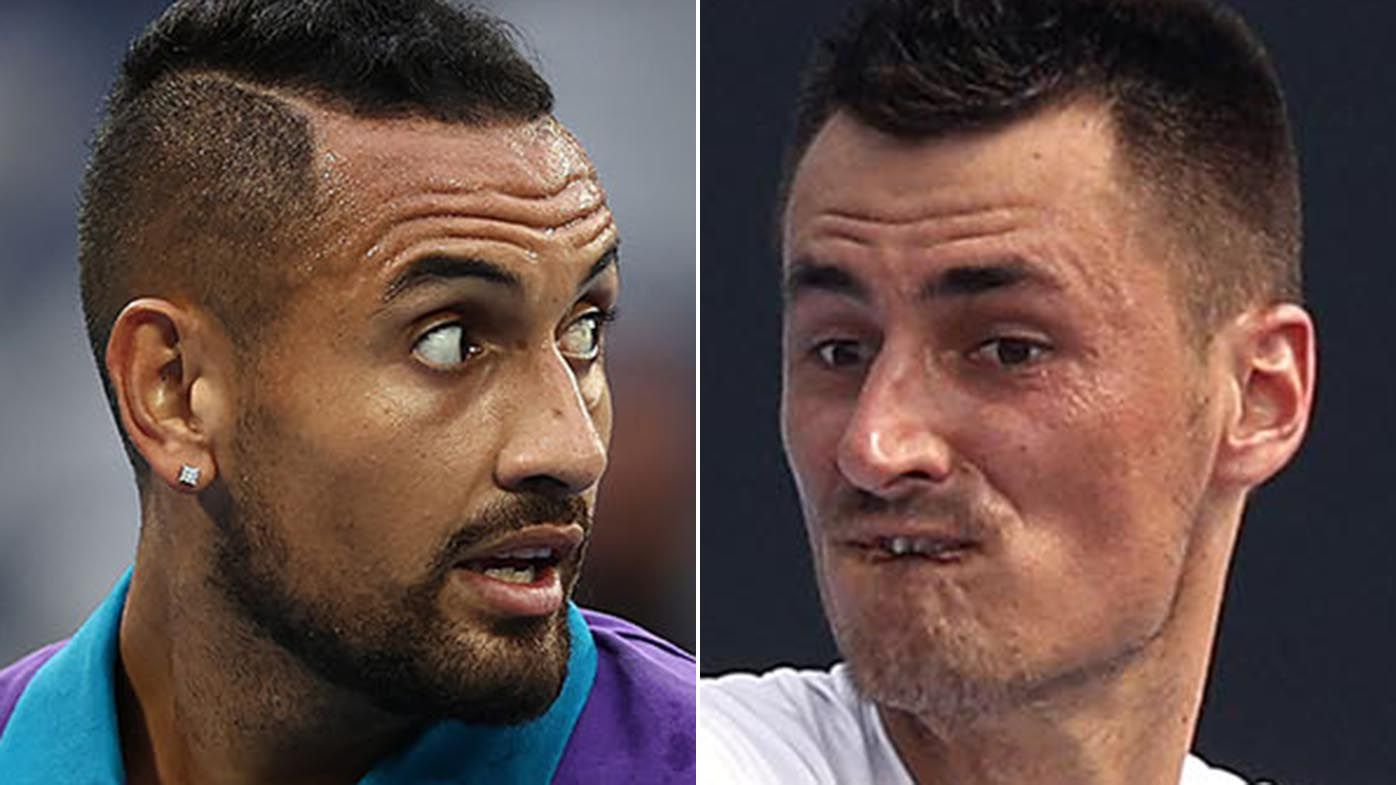 'I've never felt more insulted': Nick Kyrgios slams comparison to Bernard Tomic