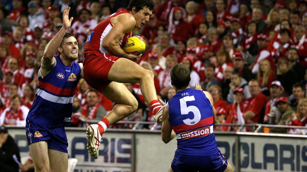 Sydney's Tippett back on AFL injury list