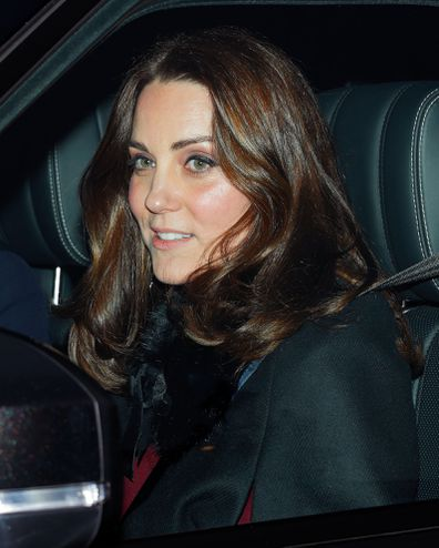 Kate holds private dinner at Buckingham Palace