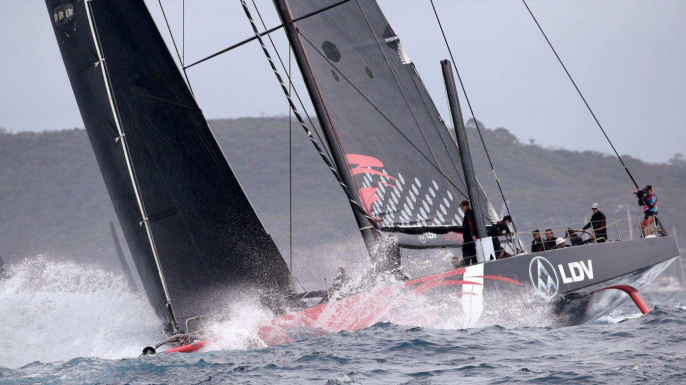 Sydney to Hobart 2017