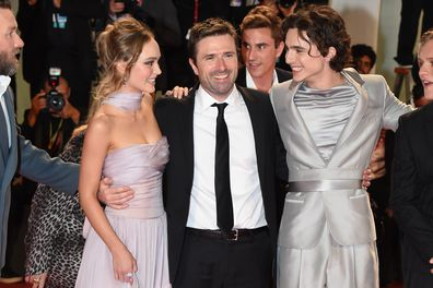 Actor Timothee Chalamet Reveals He Was Embarrassed After Photos Of Him Kissing Lily Rose Depp Went Viral 9celebrity