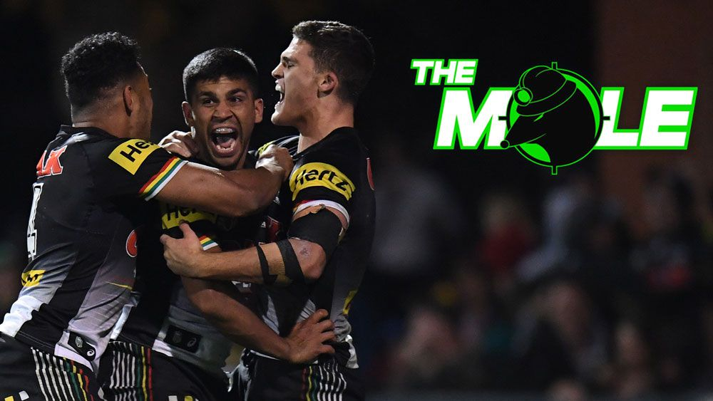 Penrith's Tyrone Peachey to join Panthers exodus and join Gold Coast Titans, says The Mole