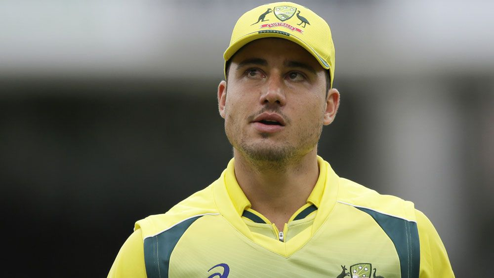Stoinis replaces Marsh in ODI squad