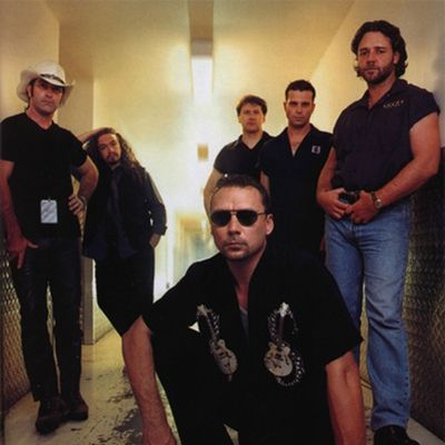 <p>Russell Crowe: mid-90s</p>