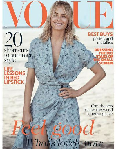 """<p>Scoring a British <em>Vogue </em>cover<em>&nbsp;</em>capped off a stellar season for Amber Valetta, 43.</p> <p>The face of the '90s appeared in runway shows for Isabel Marant, Versace, <a href=""""http://style.nine.com.au/2017/03/02/10/04/dries-van-noten-100-show"""" target=""""_blank"""" draggable=""""false"""">Dries Van Noten</a>, H&amp;M and Michael Kors showing that experience can be beautiful.</p> <p>""""It's not like I haven't done shows in 15 years, but really being more in it is different,"""" Amber told <a href=""""http://www.wmagazine.com/story/amber-valletta-runway-fall-2017"""" target=""""_blank"""" draggable=""""false"""">W Magazine</a>. """"This is the most I've done in a long, long time.""""</p> <p> During the '90s Amber appeared on the cover of US <em>Vogue </em>a staggering 13 times and had lucrative contracts with Elizabath Arden and Calvin Klein.&nbsp;</p> <p> Since modelling Amber has explored acting, most notably in the television melodrama <em>Revenge </em>but missed the runway.</p> <p>""""I love modelling, and I missed fashion and my friends and family in fashion and the creativity that I'm able to express through it,"""" she says. """"I didn't feel I was getting enough of that through my acting.""""</p> <p> With her appearance on the May UK <em>Vogue </em>cover Amber joins a slew of fellow '90s supermodels still making waves in the world of fashion.<br> <br> <br> <br> <br> <br> </p>"""