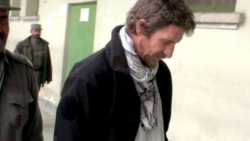 Former Australian soldier Robert Langdon freed from Kabul prison after seven years