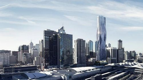 The building will be located in Melbourne.
