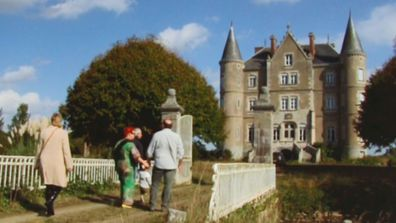 Dick and Angel fell in love with the chateau the moment they saw it. To be fair so did I.