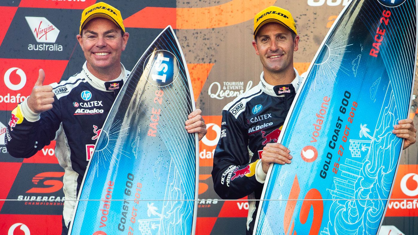 Craig Lowndes savours Supercars winning feeling after Gold Coast 600 triumph