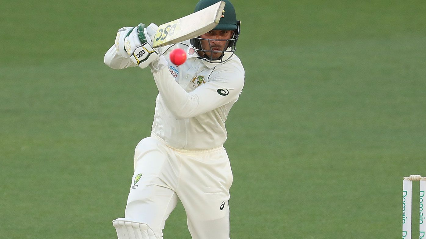 Usman Khawaja has been overlooked for the series against Pakistan.