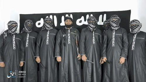 190424 Sri Lanka bombings Islamic State group