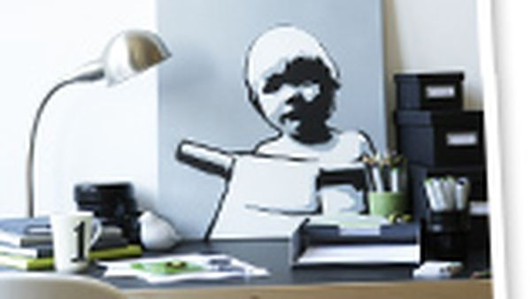 Cool stencil art to make yourself
