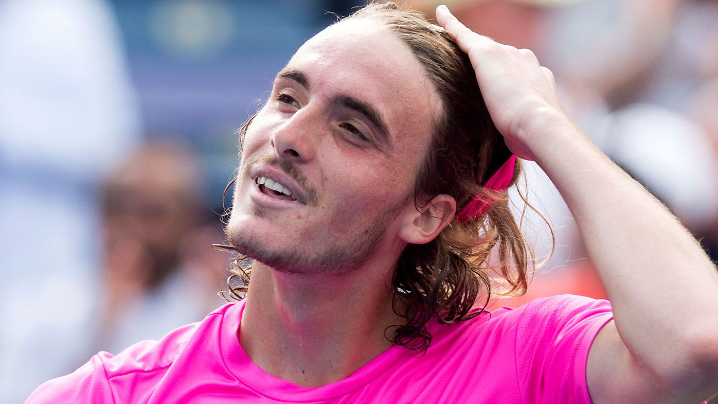 Stefanos Tsitsipas' golden run continues after major upset of Alexander Zverev