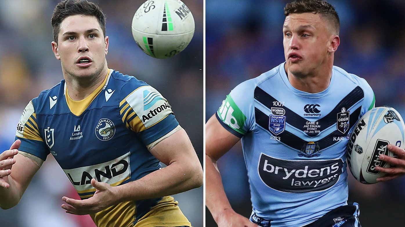 Mitchell Moses and Jack Wighton.