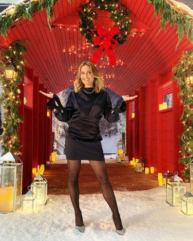 Candace Cameron Bure, Hallmark, Christmas movie