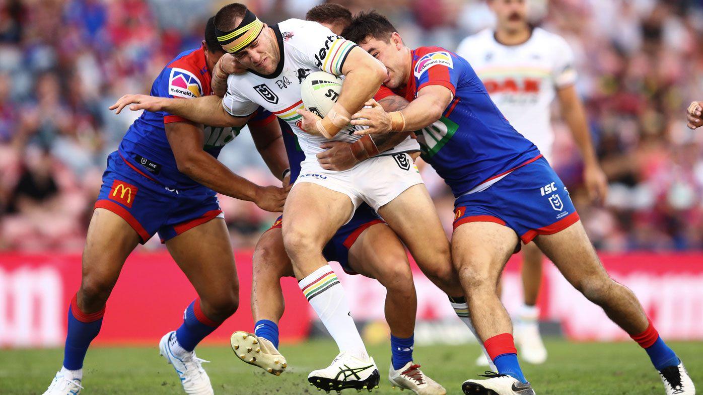 HIA controversy mars Penrith's thrilling win over Newcastle