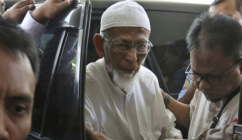 President Joko Widodo said Abu Bakar Bashir, who was sentenced to 15 years in prison in 2011, must fulfil conditions such as loyalty to the state and the national ideology to be eligible for release.