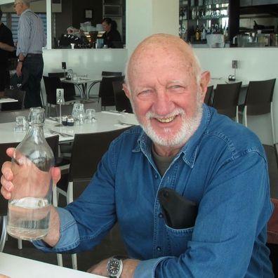 Aussie actor Graham Rouse dies aged 87.
