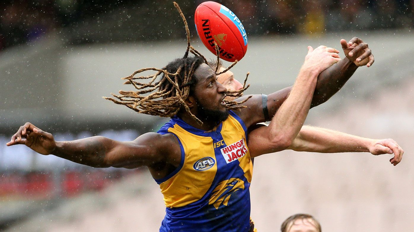 West Coast ruckman Nic Naitanui's new injury blow puts heat on Optus turf