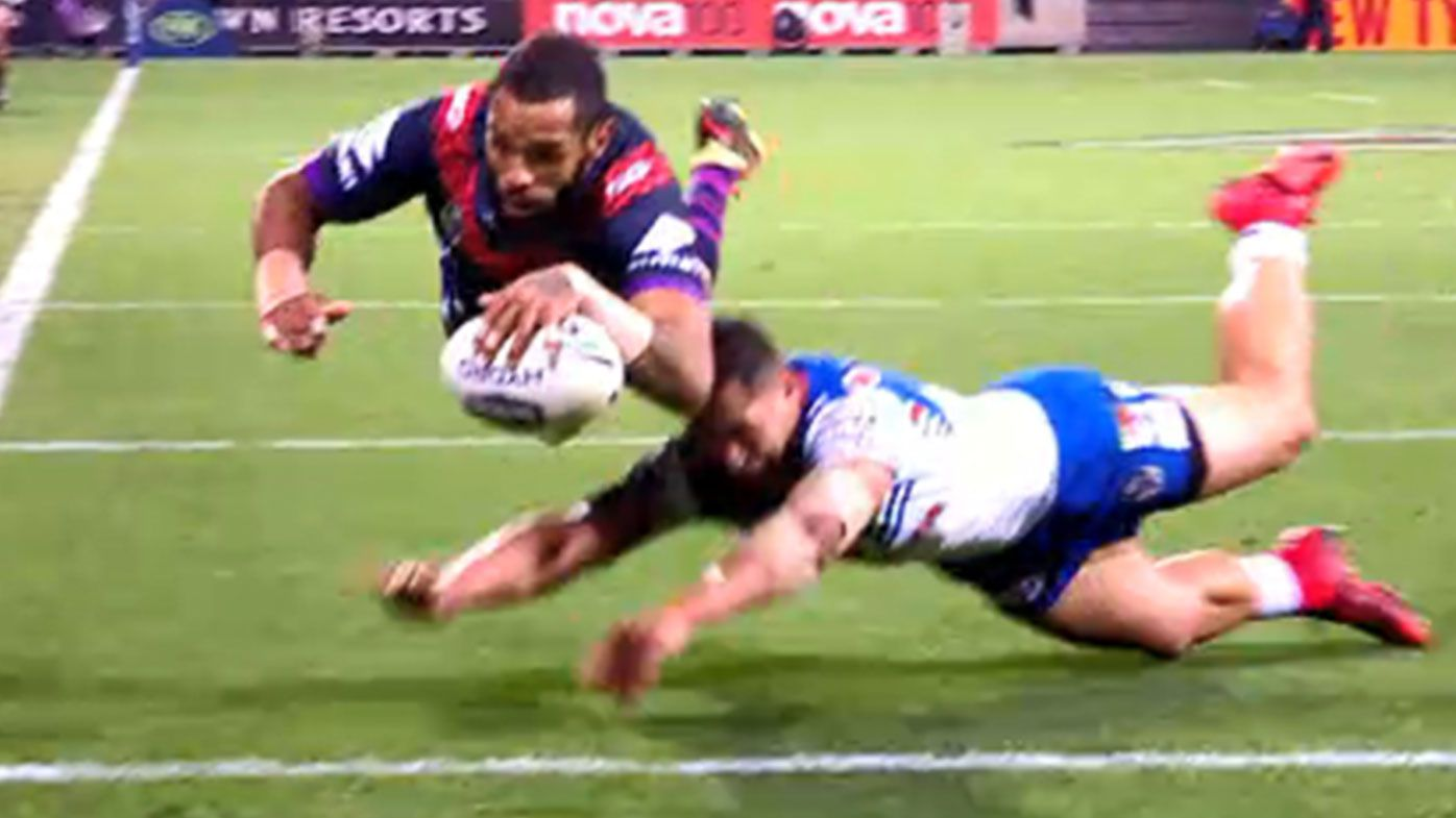 MUST WATCH: Man Shake try of the Year NRL - Finals Week 1