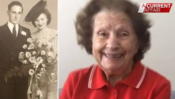 Australia's oldest COVID-19 survivor lives by a single motto