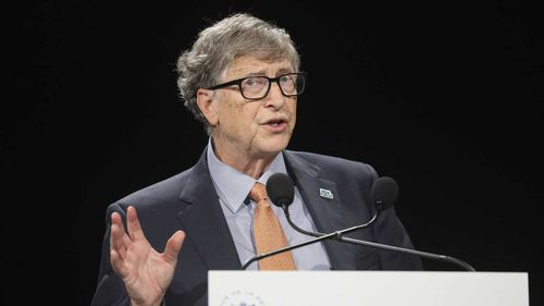 Bill Gates is one of the wealthiest people in the world.