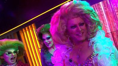 Karl Stefanovic transforms into 'Karlene' the drag queen