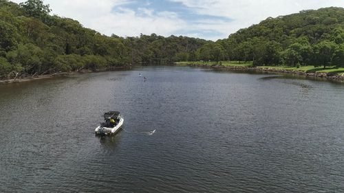 The pilot program is targeting nine popular swimming and fishing spots across the harbour and coastline.