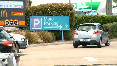 There are a number of apps that can help relieve the stress of parking. (9NEWS)