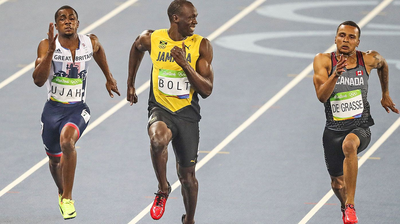 EXCLUSIVE: Usain Bolt reveals what coach really thought of iconic showmanship
