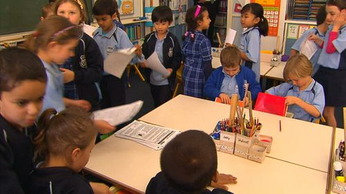 South Australia's Equal Opportunity Commissioner has warned private schools that they could face complaints over 'discriminatory' uniform standards. Picture: 9NEWS.