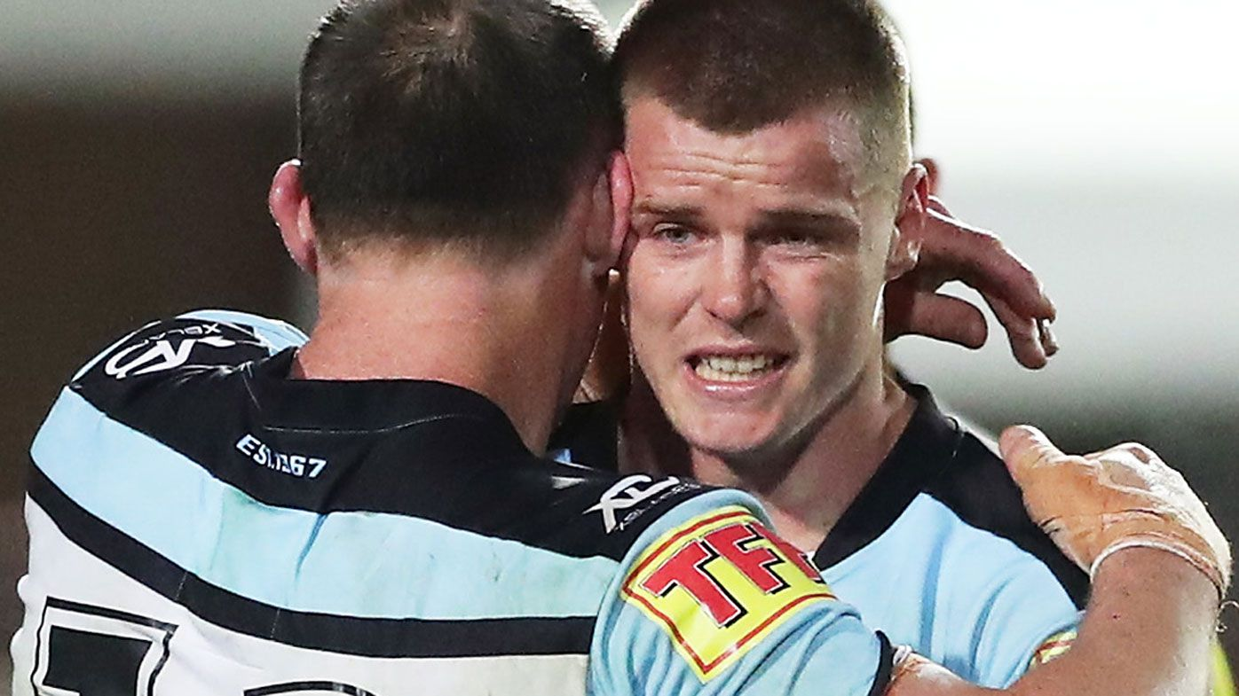 Nervous Jayden Brailey settles in at Newcastle Knights after switch from Sharks