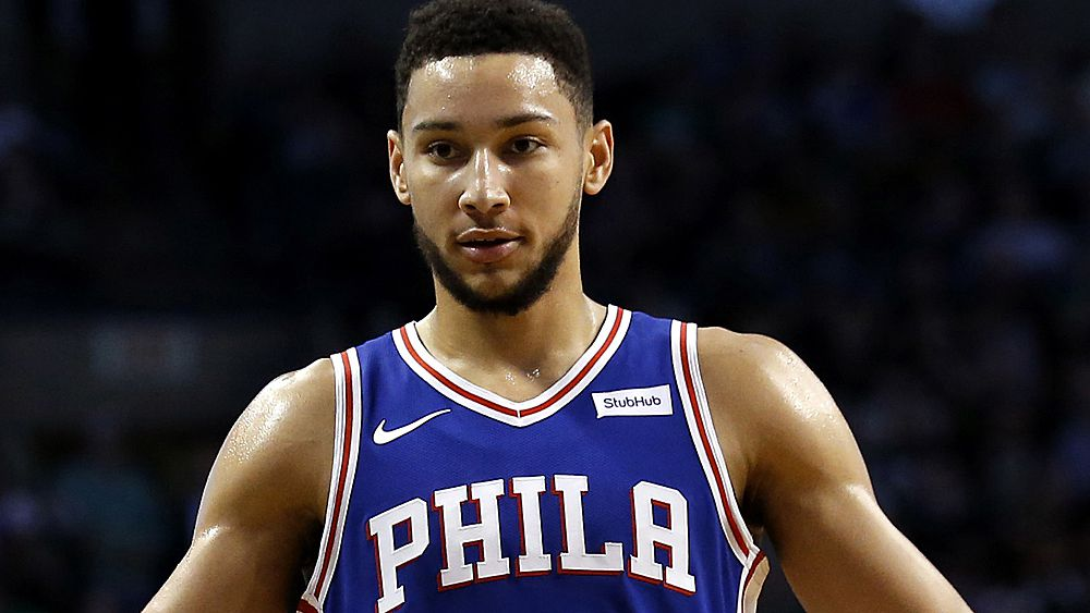 NBA: Australian 76ers star Ben Simmons named rookie of the month after milestone games
